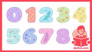 angka jepang