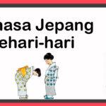 bahasa jepang ungkapan sehari-hari