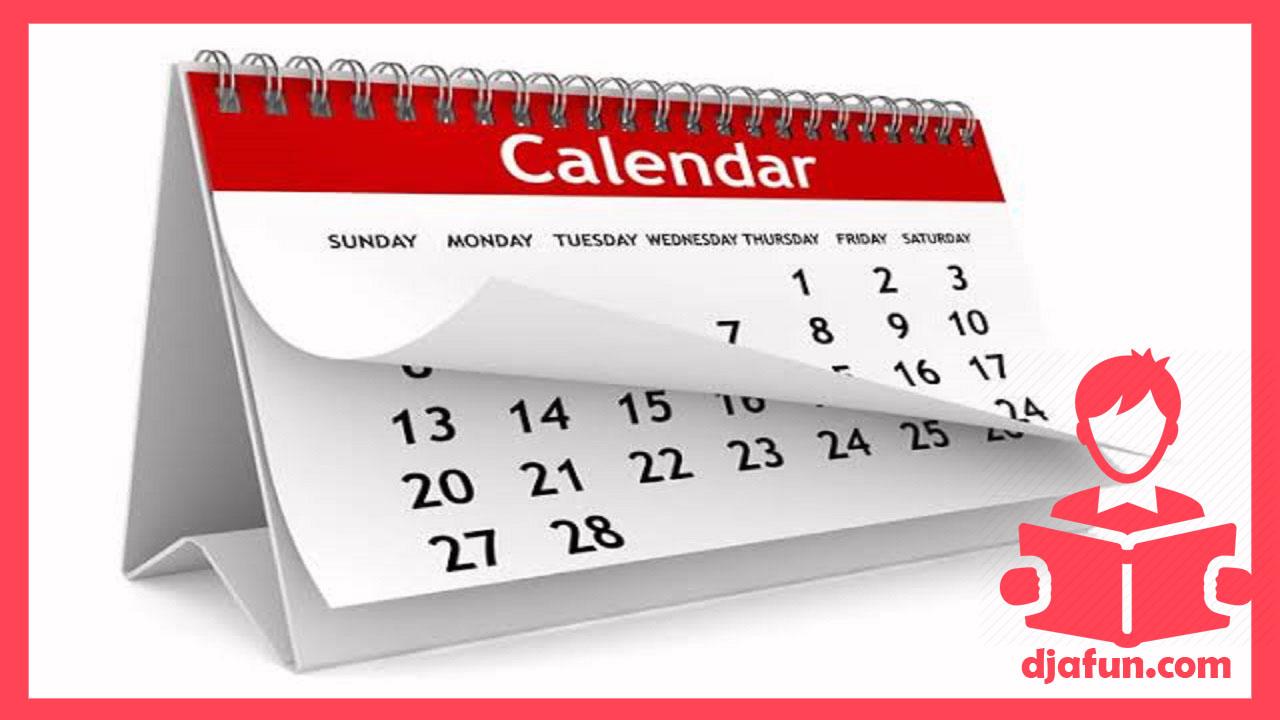 hari tanggal bulan bahasa jepang